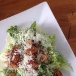 veganer Caesar Salad
