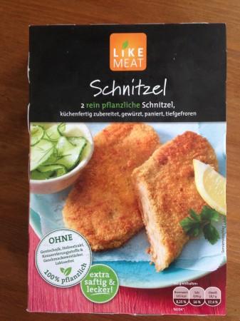 Paniertes Schnitzel von LikeMeat
