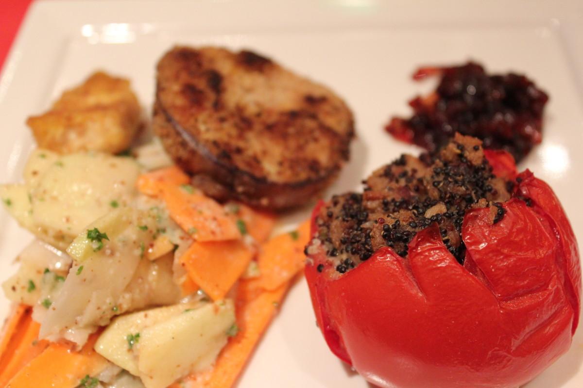 Serendipity – ein Vegan-Kochkurs, denn man lernt nie aus.