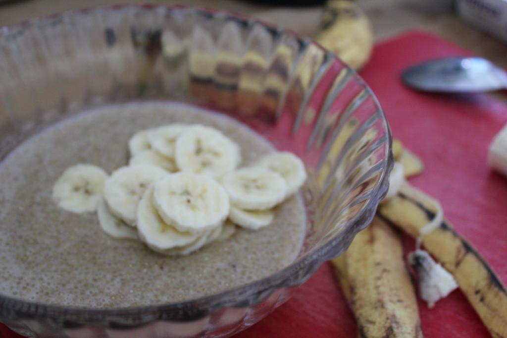 Bananen-Quinoa