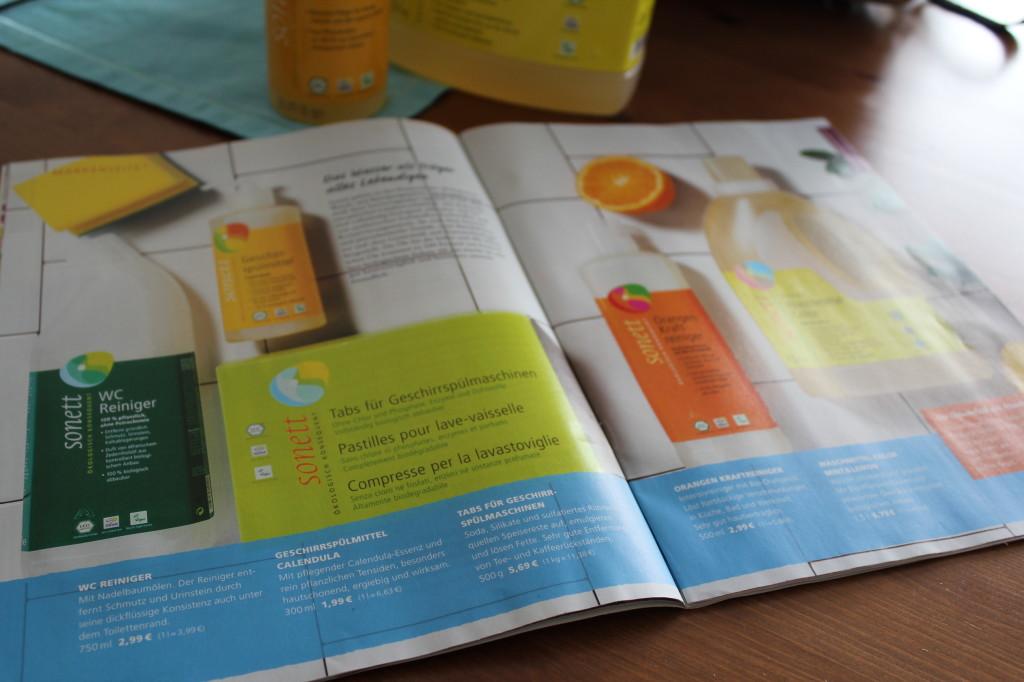 Alnatura-Magazin Ausgabe Juli 2014