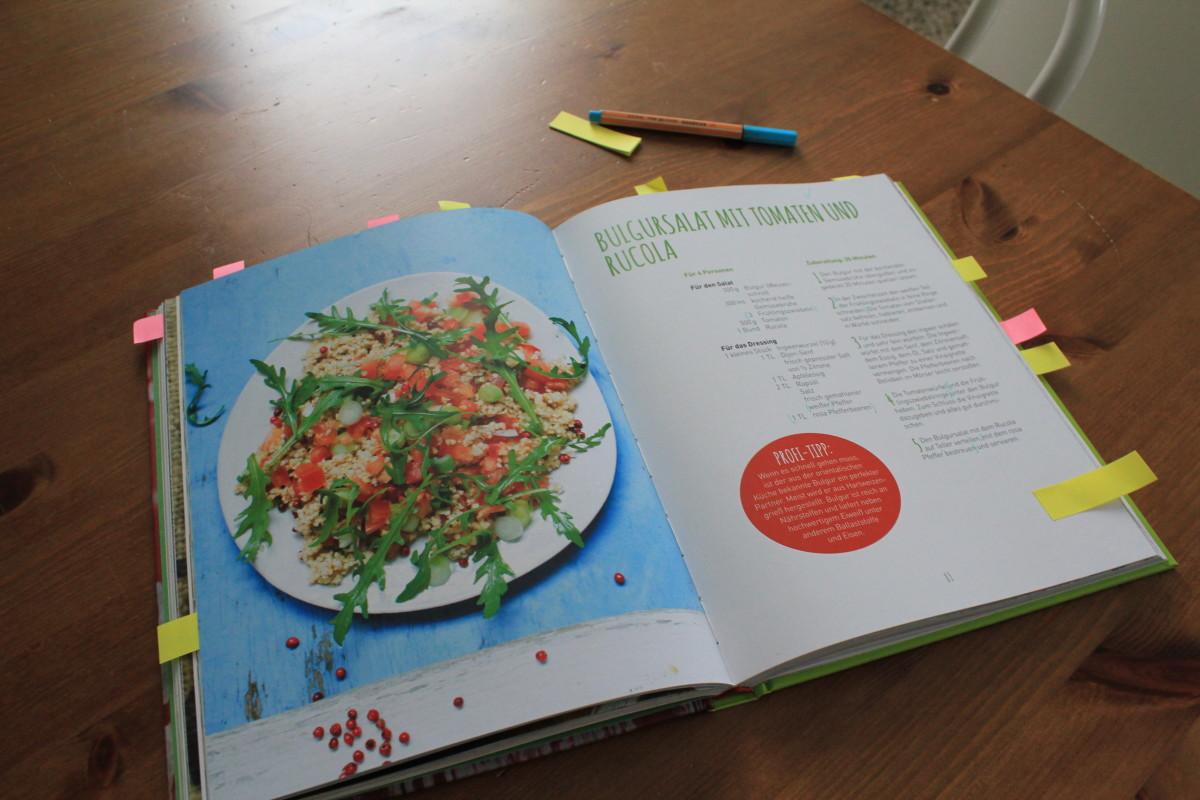 """Das bisher schönste Kochbuch in meiner Sammlung: """"Vegan tut gut – schmeckt gut!"""""""