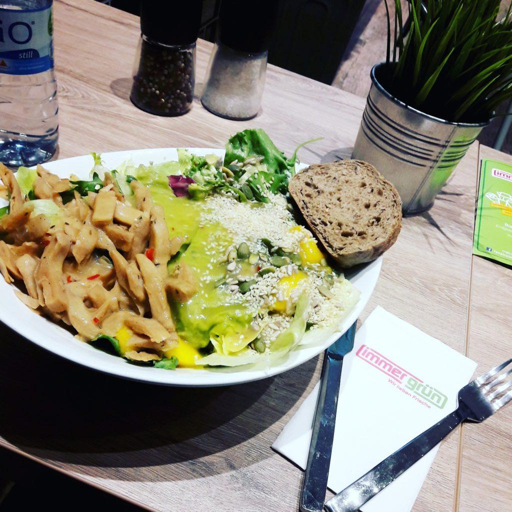 Immergrün Ulm - Salad Bowl