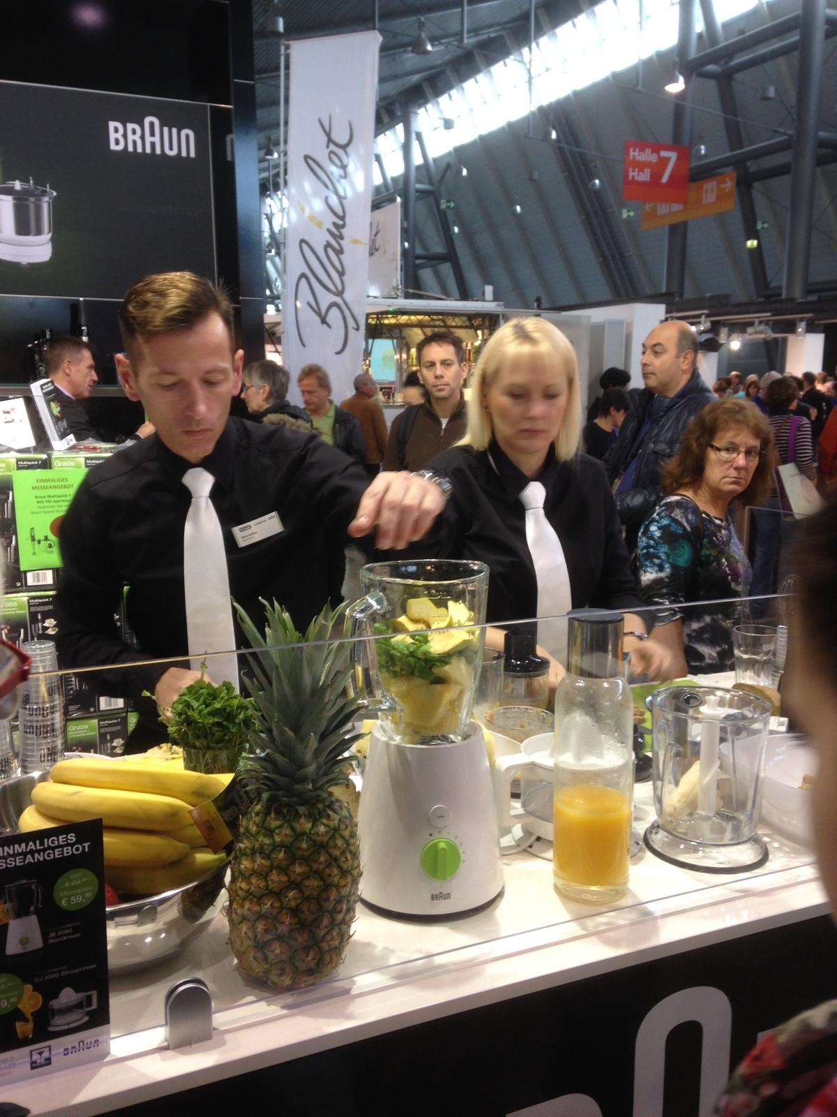 Eat & Style Stuttgart – oder besser gesagt: Auf einer Foodmesse fast verhungern…