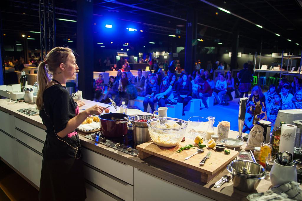 Foto: eat&STYLE Köln 2014 © Guido Schröder
