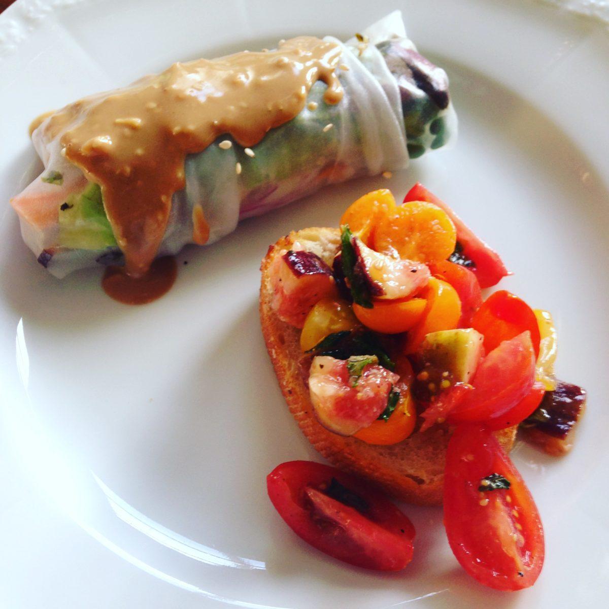 Vegane Kochkurse: Hinter den Kulissen