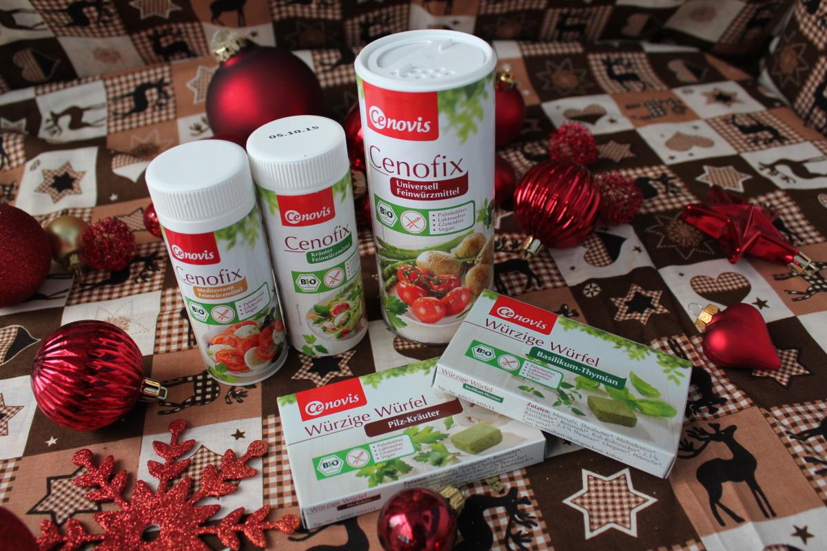 4. Dezember: laktosefreie Bioqualität von Cenovis
