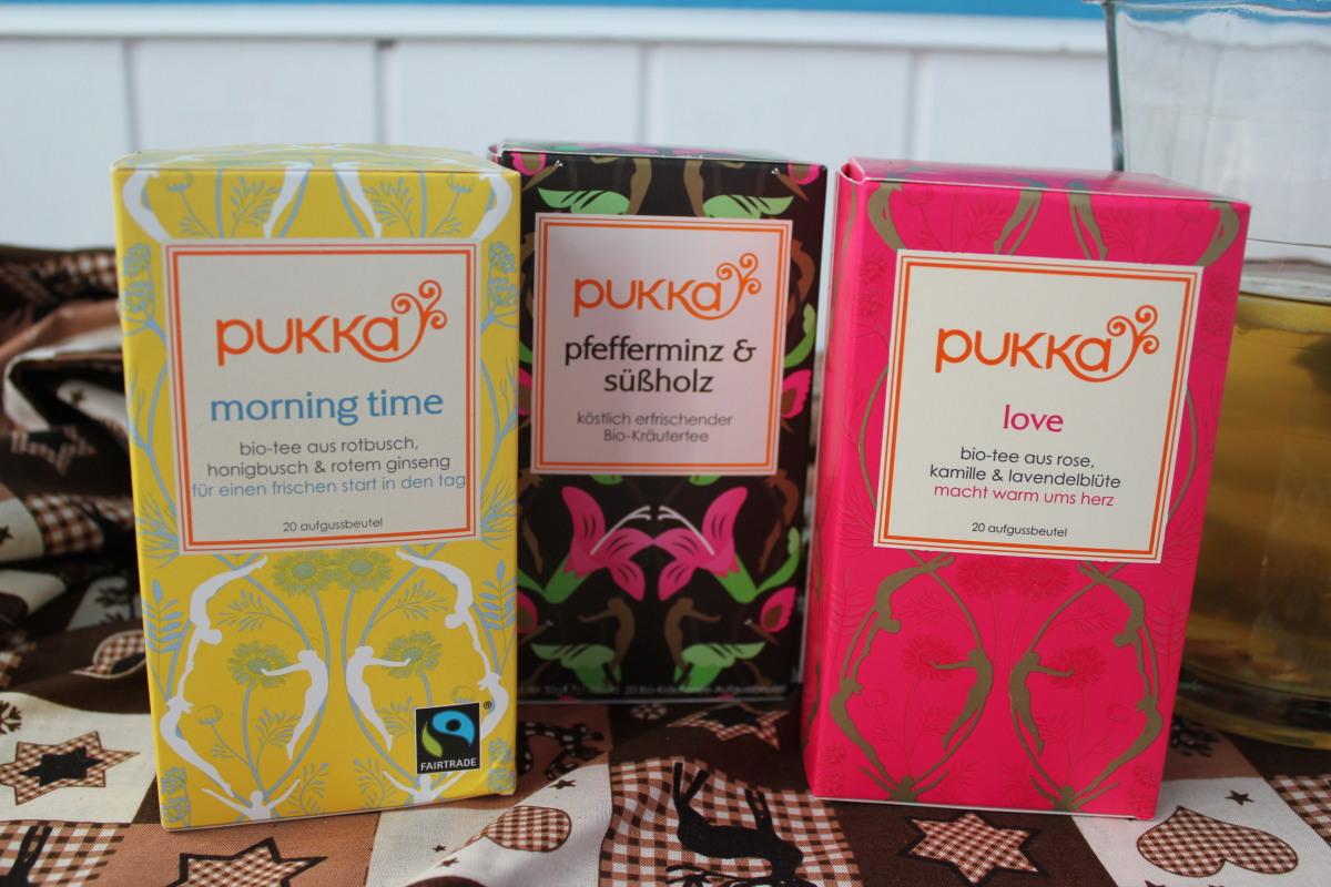 19. Dezember: Teesets von Pukka Herbs zu gewinnen!