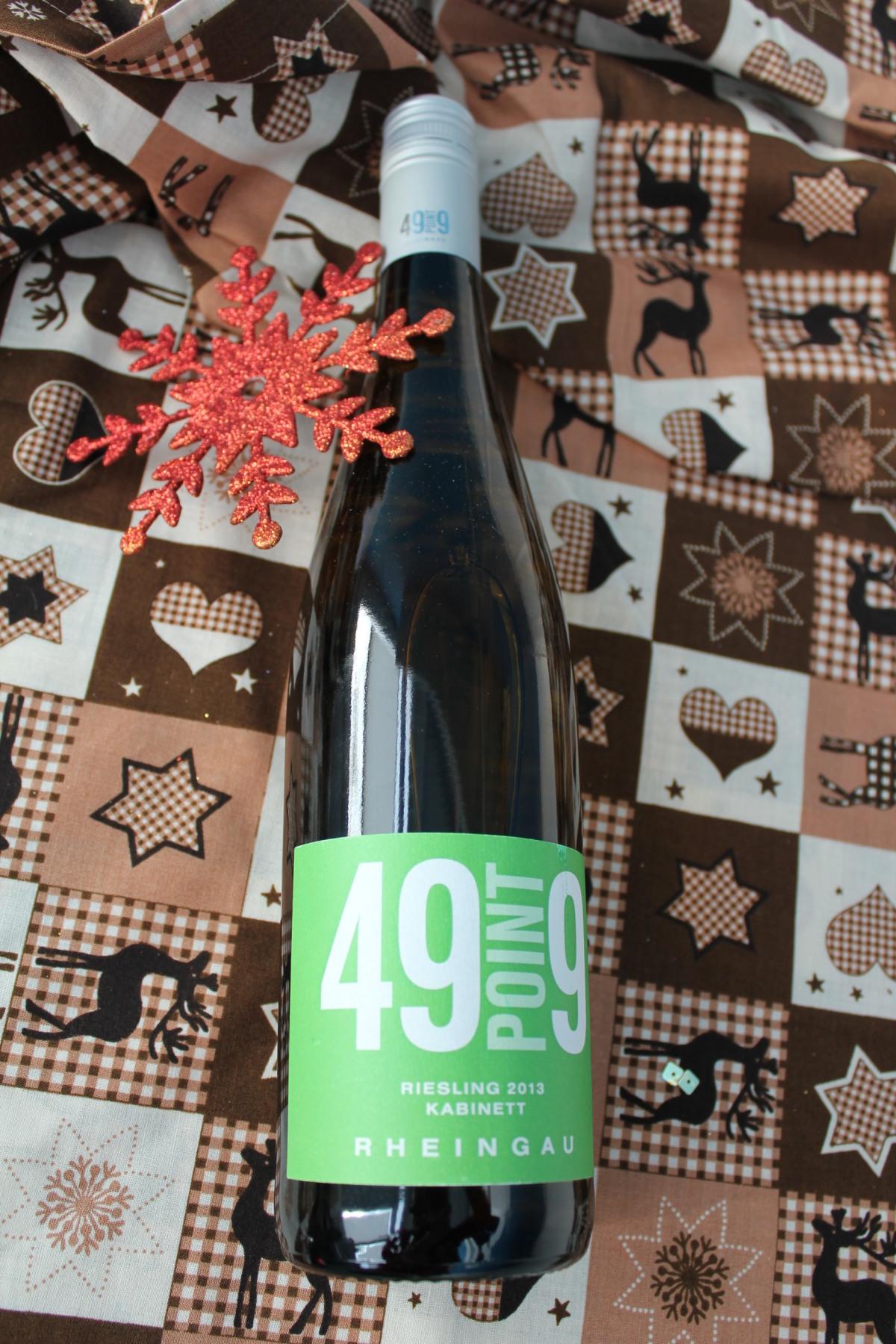 """22. Dezember: Die perfekte Begleitung zum Weihnachtsessen – """"49POINT9"""""""