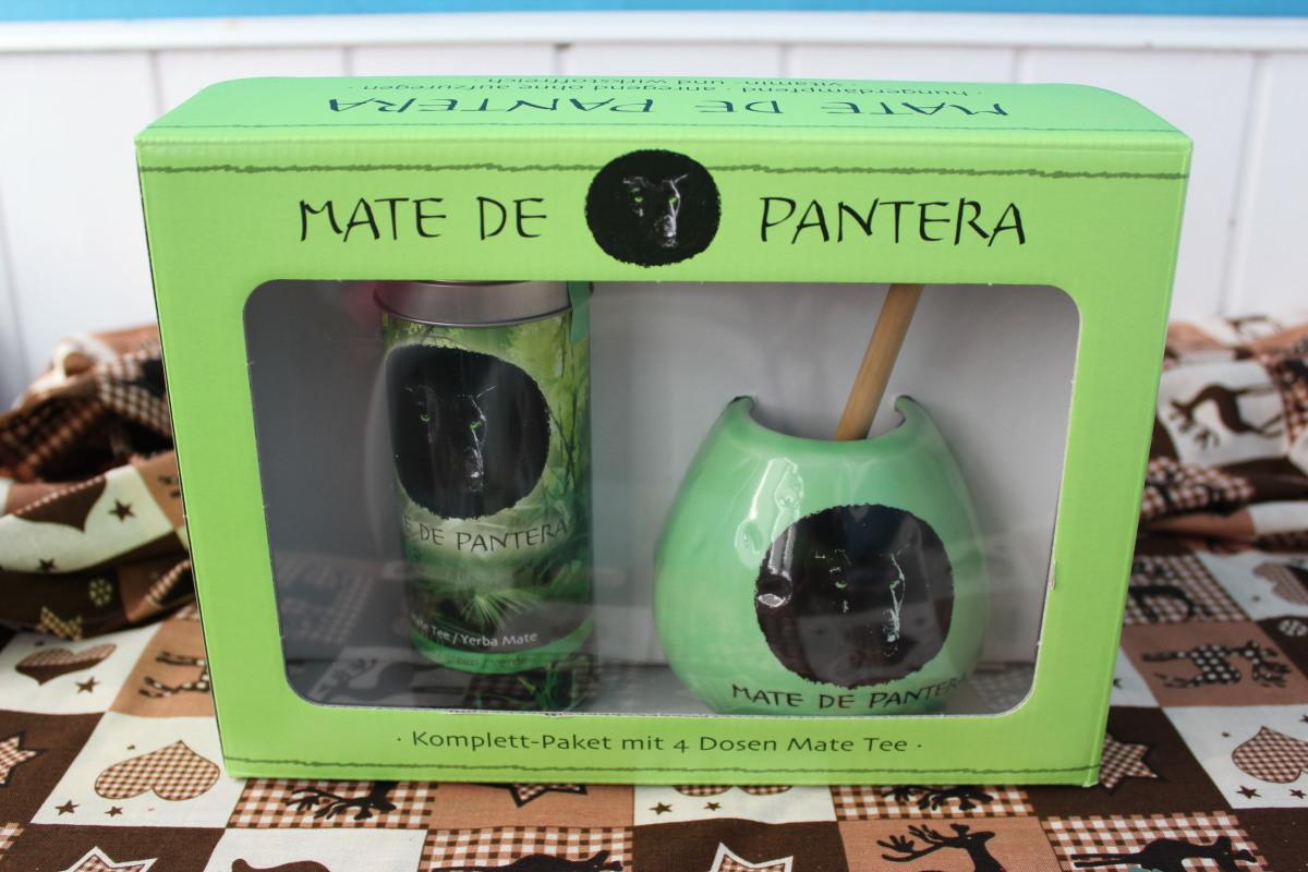 14. Dezember: Mate Tee Sets von Mate de Pantera