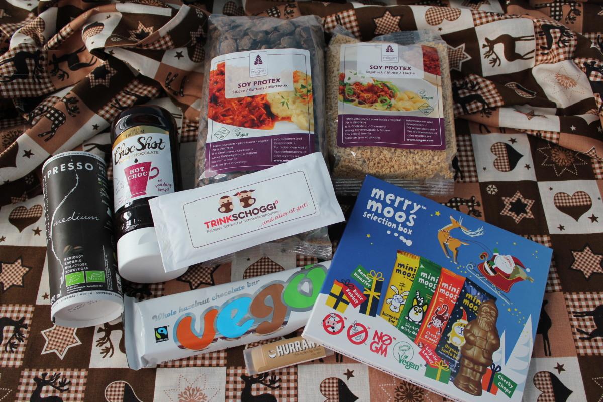 20. Dezember: Ein wirklich fettes Paket von Boutique Vegan wartet auf Euch!
