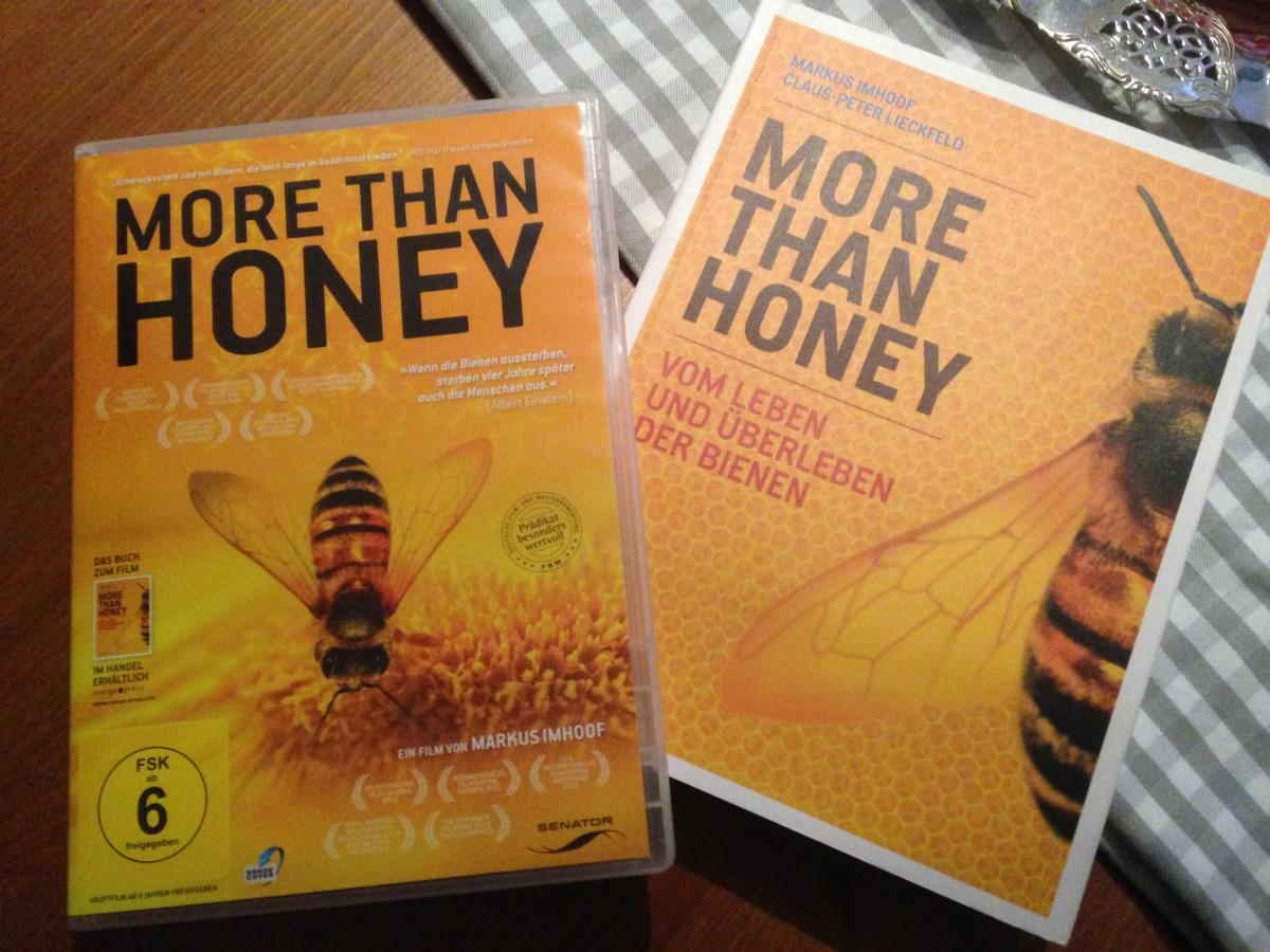 """Endlich hat mir das mit den Bienchen und Blümchen mal jemand richtig erklärt: """"More than honey"""""""