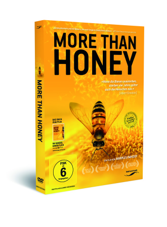 DVD Cover More than Honey, Quelle: Senator Home Entertainment