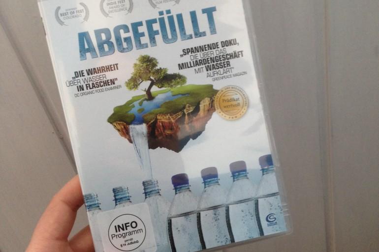 """DVD """"Abgefüllt"""""""