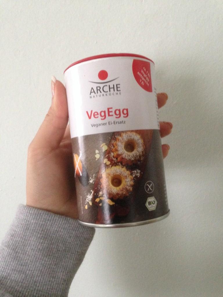 VegEgg - veganer Ei-Ersatz