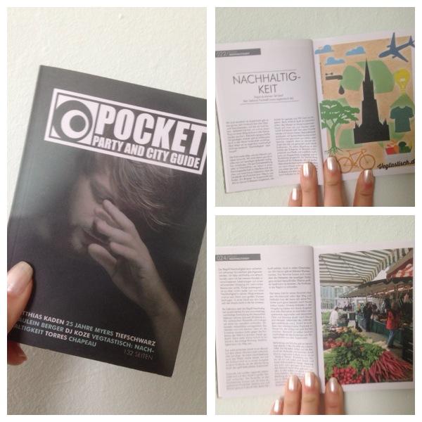 """""""Pocket"""" Ausgabe Mai 2015"""