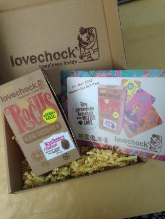 """Muttertagsgeschenk von """"Lovechock"""""""