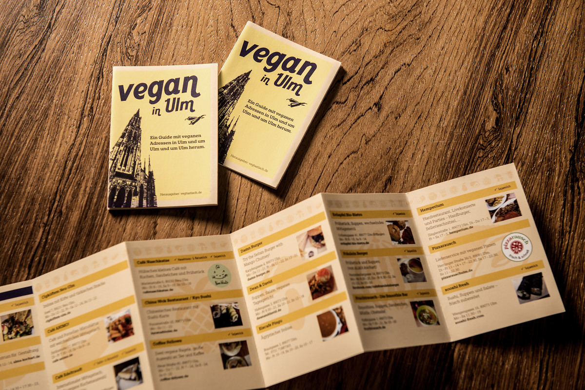 Vegan essen in Ulm + ULM VEGAN CITY GUIDE