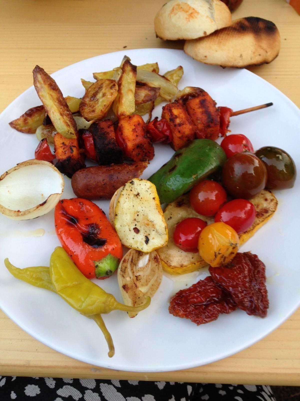 Sommerzeit ist Grillzeit! Ja, auch für Veganer!