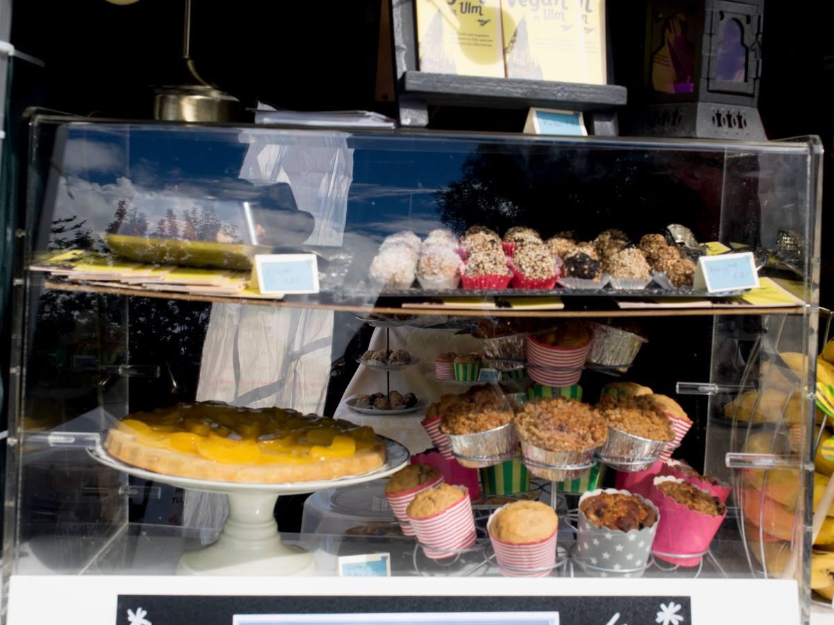 selbstgebackene Kuchen