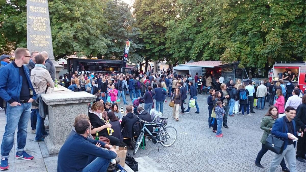Street Food Markt Stuttgart – jede Woche neu