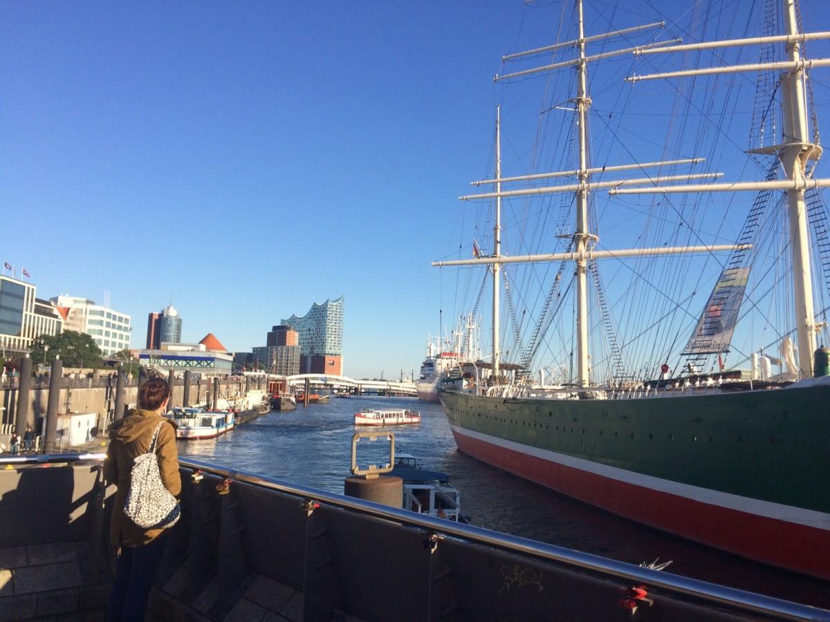 Hamburg – die Perle kann vegan!