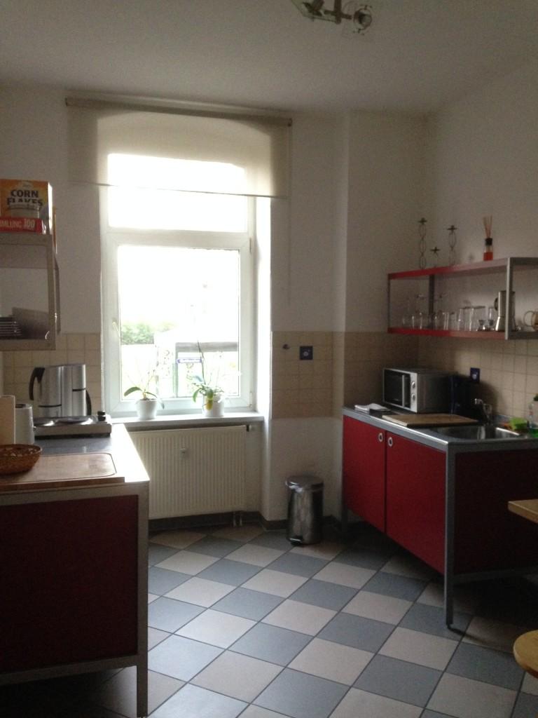 """Küche """"Gästehaus am Spielbergtor"""""""