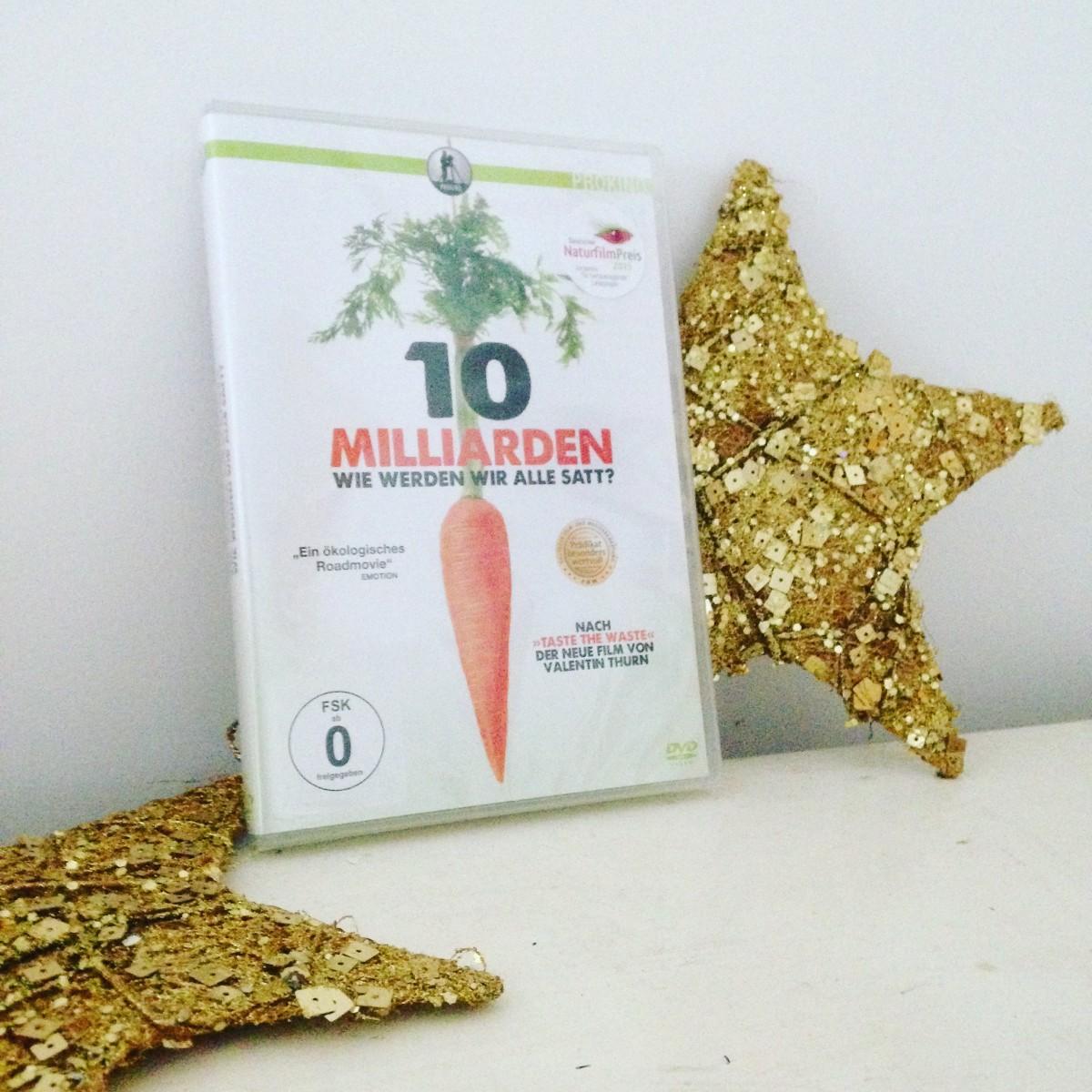 """2. Dezember 2015: Gewinnspiel DVD """"10 Milliarden – wie werden wir alle satt?"""""""