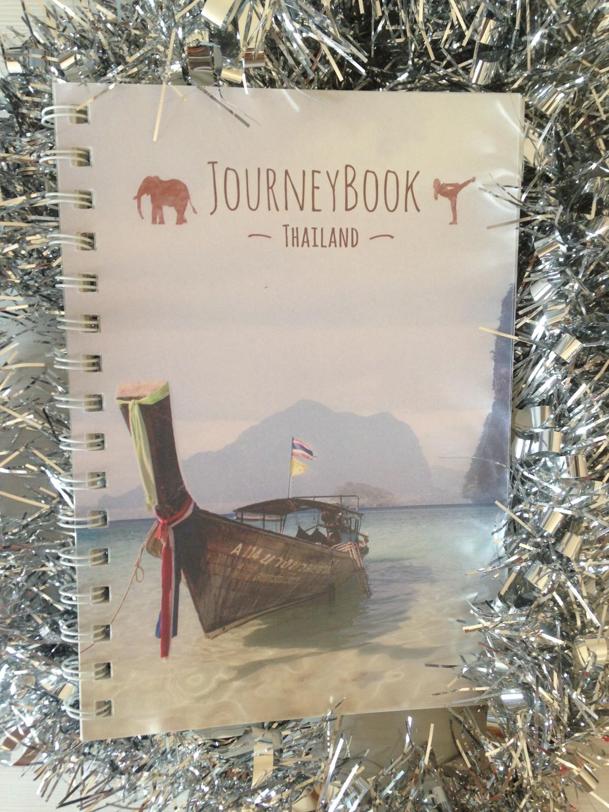 Adventskalender 18. Dezember: JourneyBook Gewinnspiel