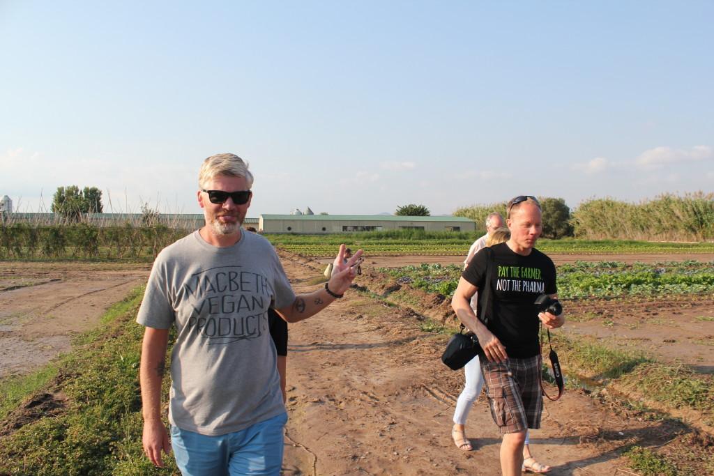 mit Patrick Bolk in Spanien unterwegs