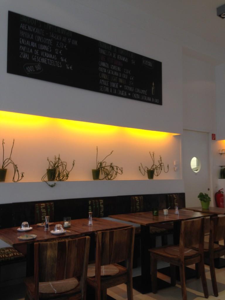 """Das hoteleigene Restaurant """"Bistro Bardot"""""""