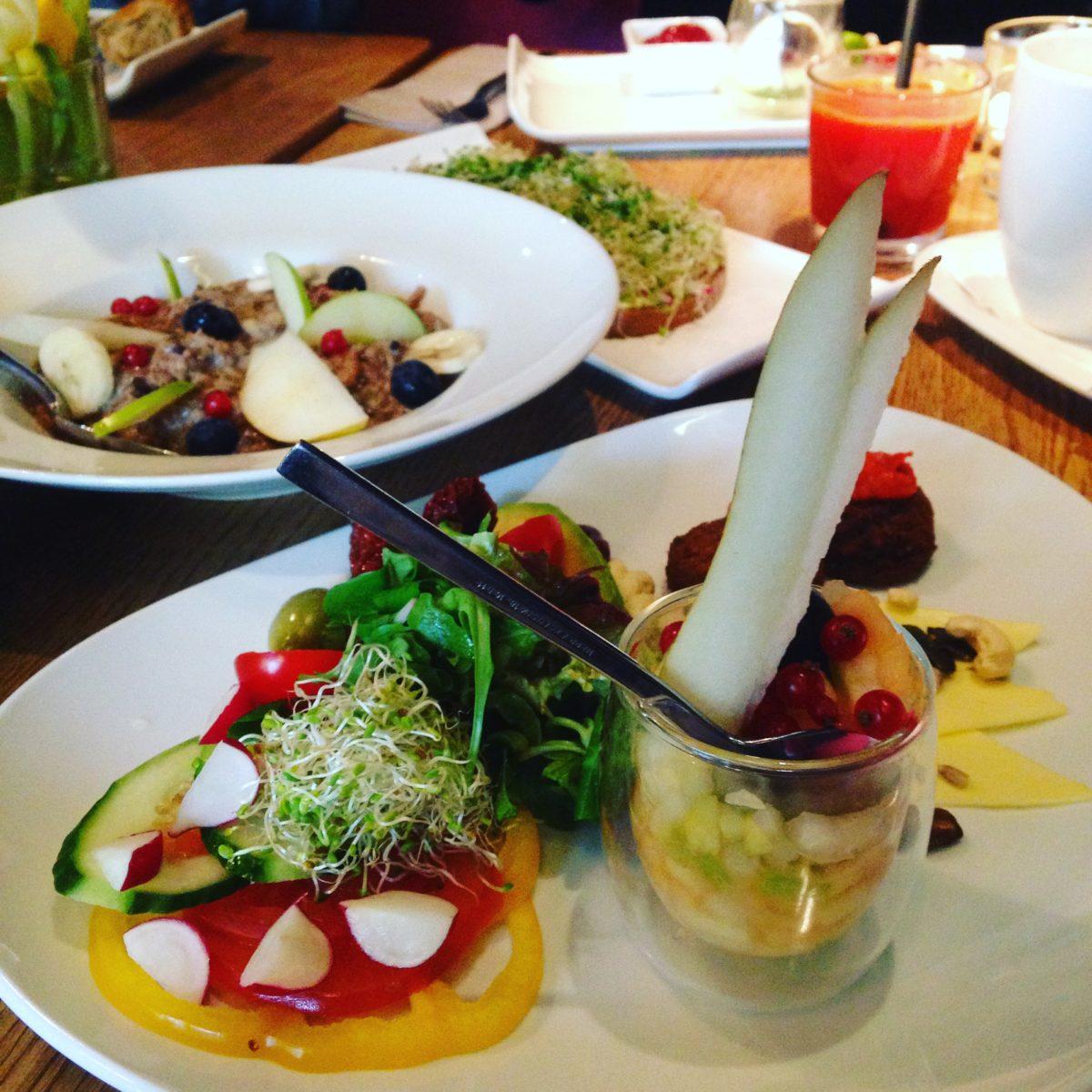 """Restauranttest: Veganes Frühstück im """"Yamm"""" in Wien"""