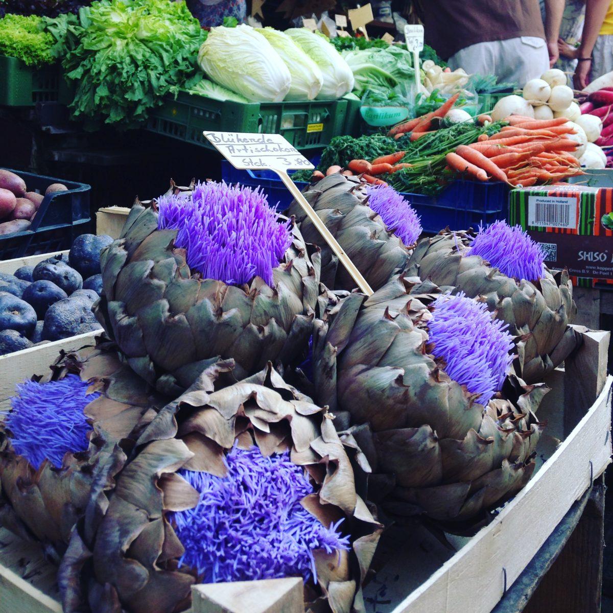 Stadtmarkt Augsburg – ein kleines Paradies voll frischer Lebensmittel