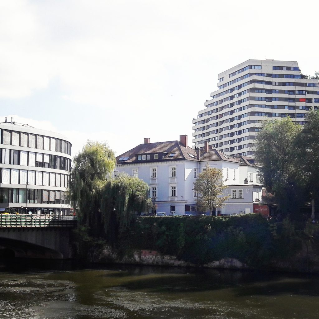 Blick von Ulm nach Neu-Ulm