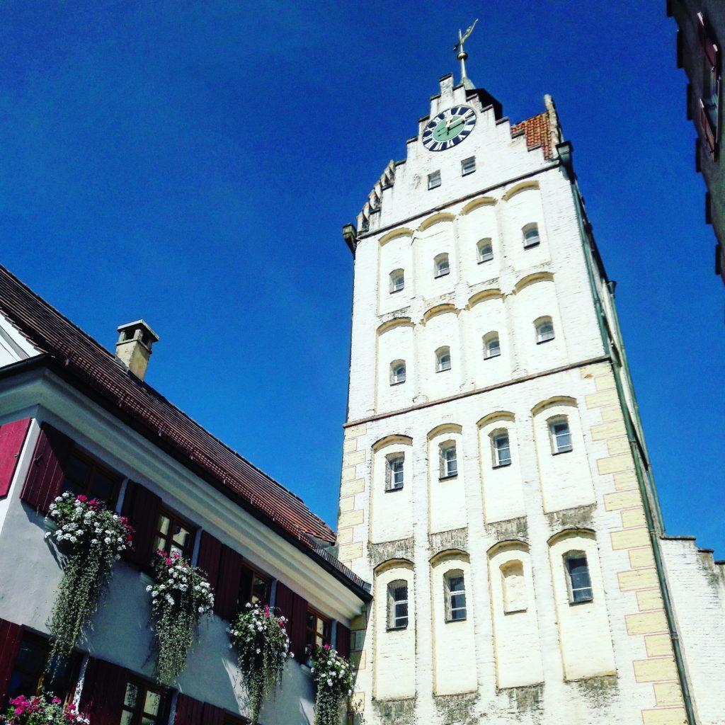 Unteres Stadttor in Weißenhorn
