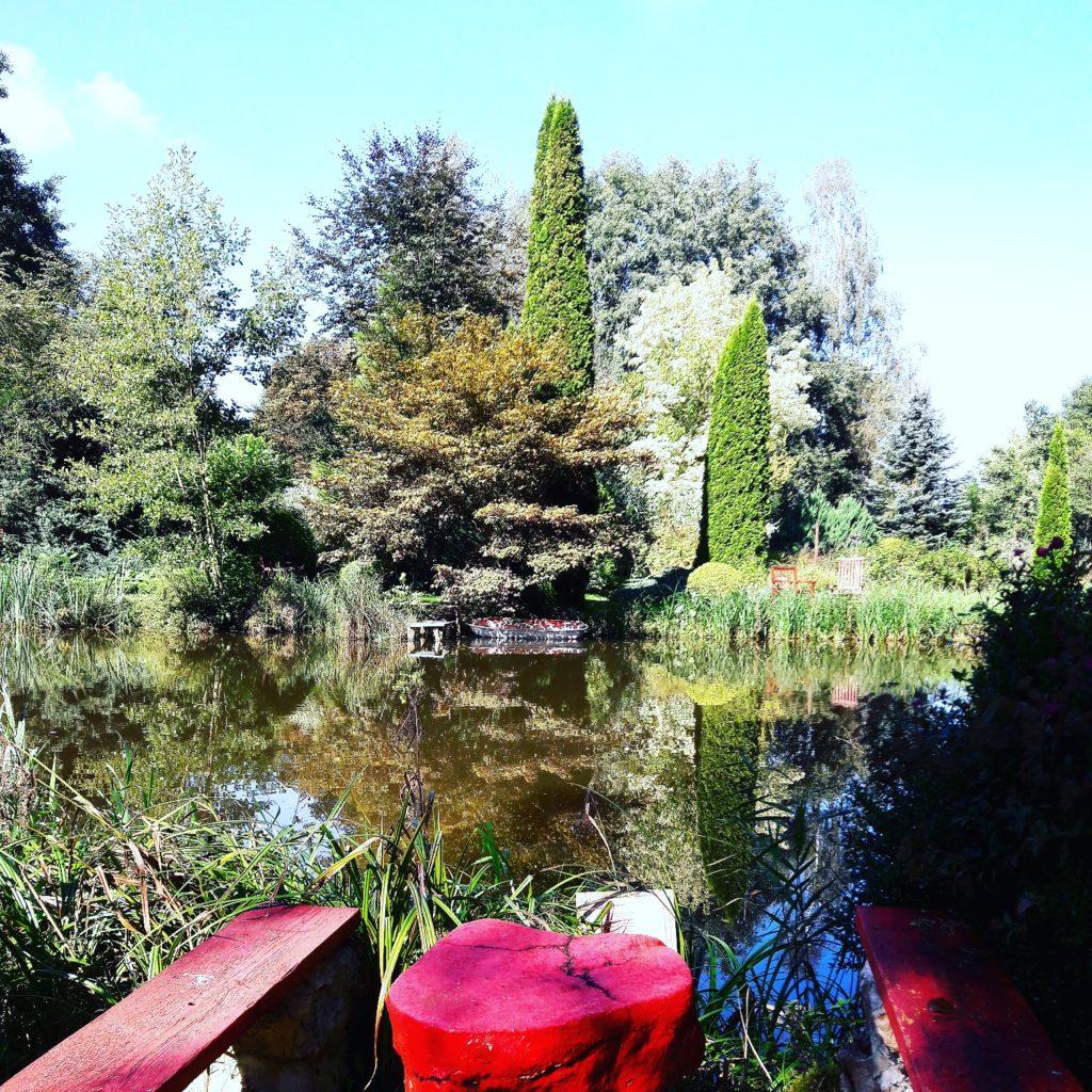 Der Marzellusgarten bei Biberachzell