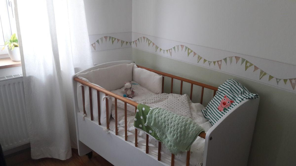Mama Monday: Baby Schlafplatz – aus Alt mach Neu mit Tausendkind (mit Gewinnspiel)
