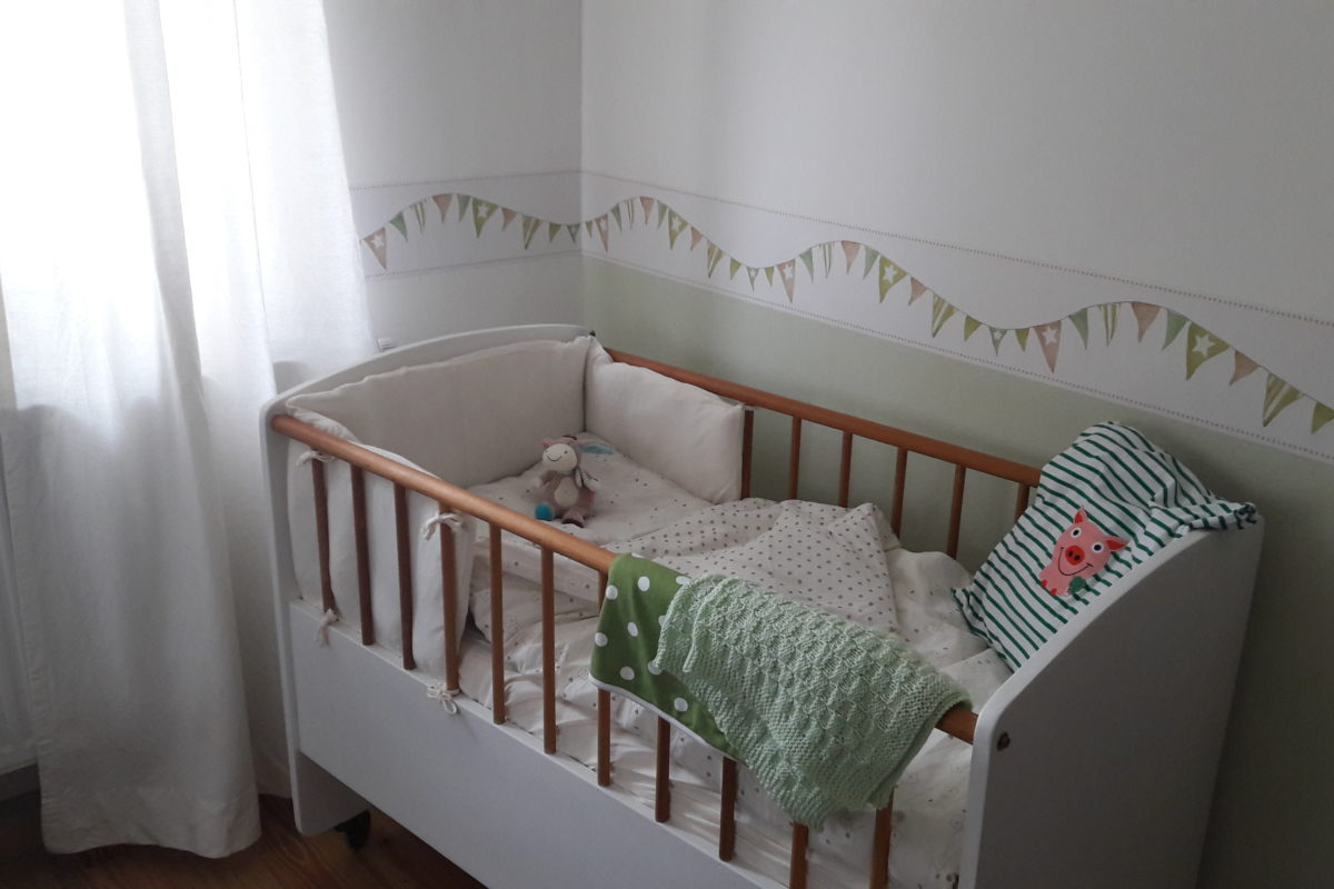 schlafzimmer baby
