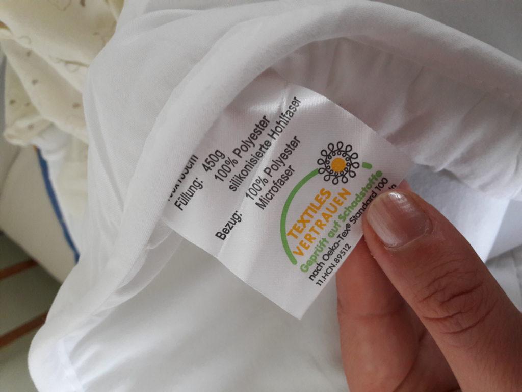 """""""Textiles Vertrauen"""" Qualitätssiegel"""
