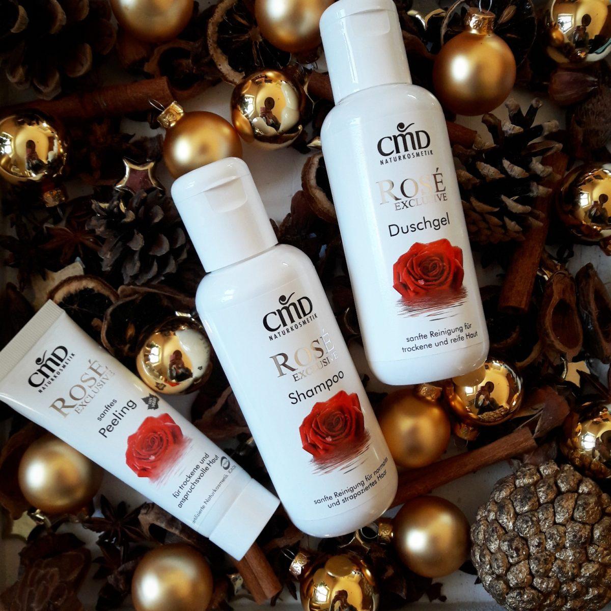 3. Dezember: Beauty-Paket von CMD Naturkosmetik zu gewinnen