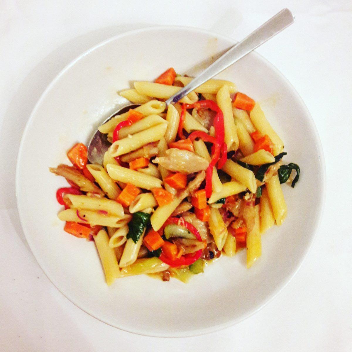 "Lieblings-Vapiano-Gericht veganisiert: ""Tacchino Piccante"""