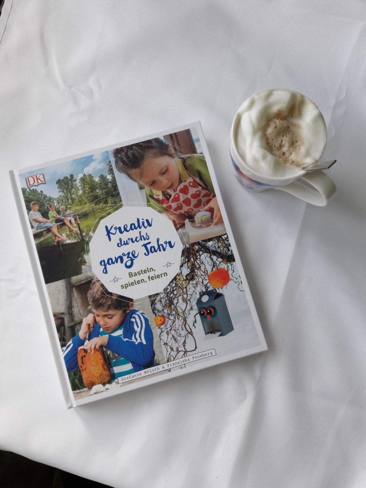"""MAMA MONDAY: Eine ganz besondere Buchvorstellung """"Kreativ durchs ganze Jahr: Basteln, spielen, feiern"""""""