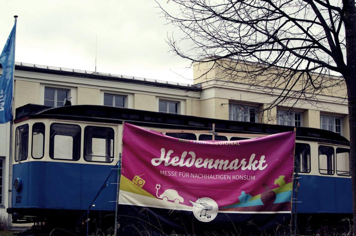 Nachhaltigkeits-Trends auf dem Heldenmarkt in München