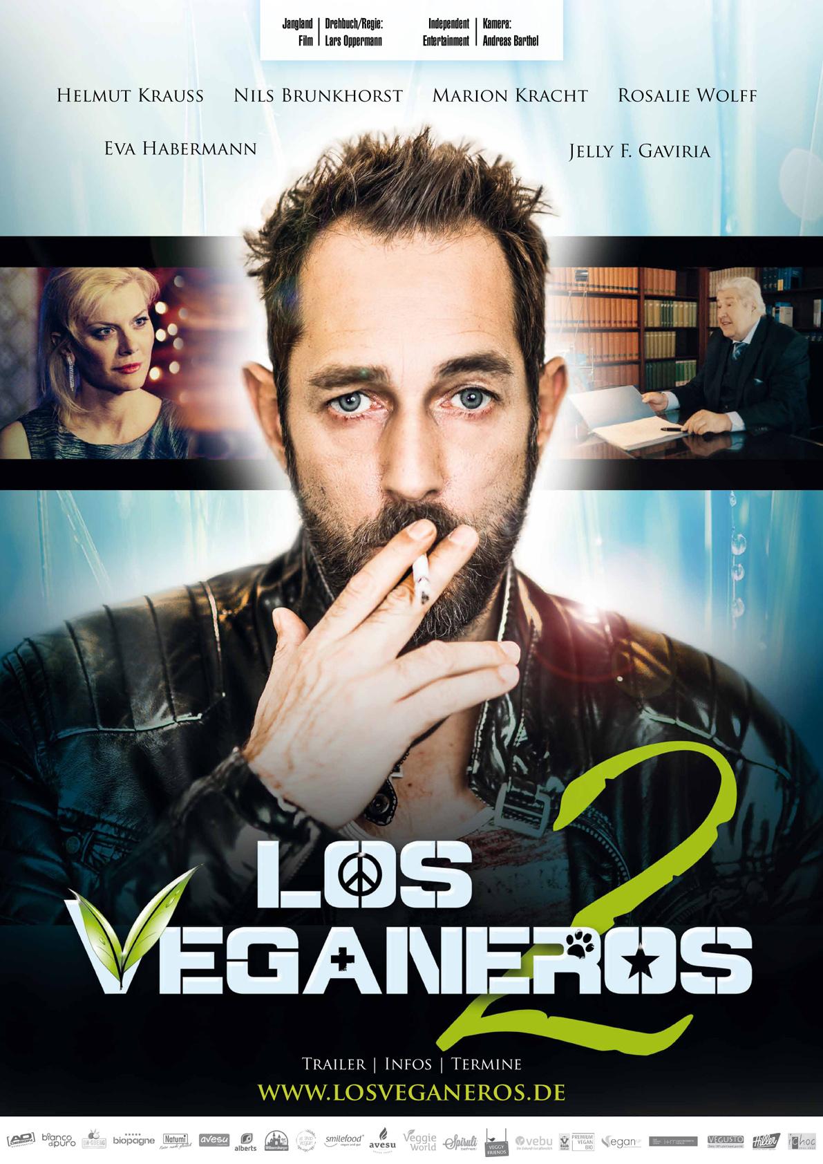 """In Deutschland auf Kinotour im März: """"Los Veganeros 2"""" – Interview mit Lars Oppermann (inklusive Verlosung)"""