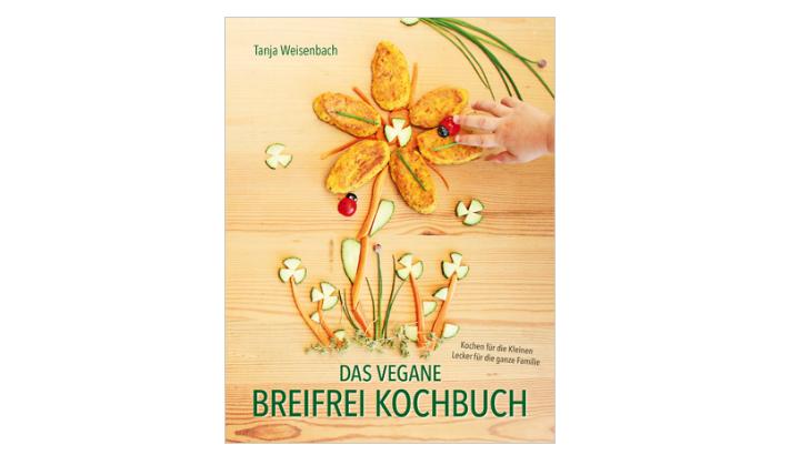 MAMA MONDAY: Das vegane Breifrei Kochbuch