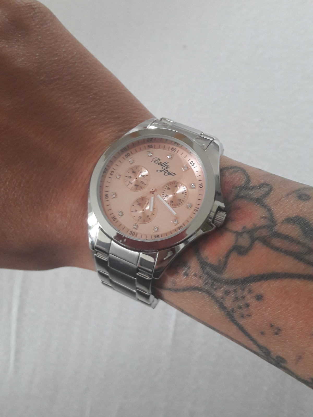 Mama, gönn dir mal was: Meine neue Armbanduhr von Otto Weitzmann aus Augsburg – ganz ohne Leder