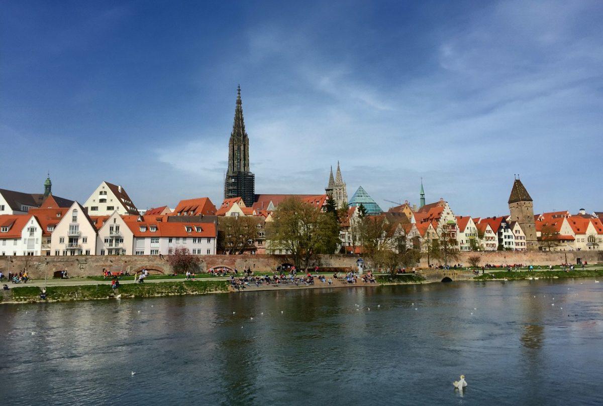 Schwörwochenende in Ulm – Mit Baby und Bloggern unterwegs