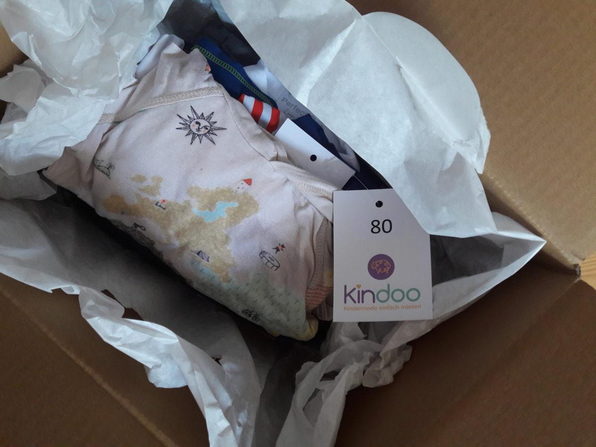 MAMA MONDAY: Kinderkleidung mieten bei 'kindoo'