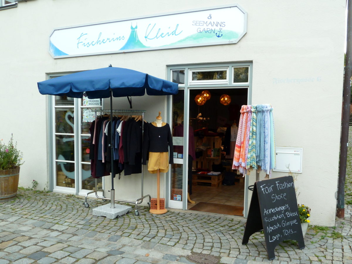 POCKET KOLUMNE: Nachhaltig & fair Shoppen auch in Ulm