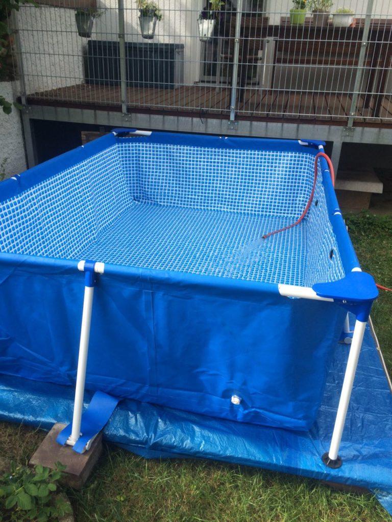 Ein Pool im eigenen Garten - ist das eigentlich ok für die ...